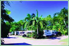Tropical Hibiscus Caravan Park - Accommodation Port Hedland