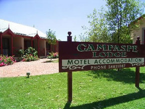 Campaspe Lodge - Accommodation Port Hedland