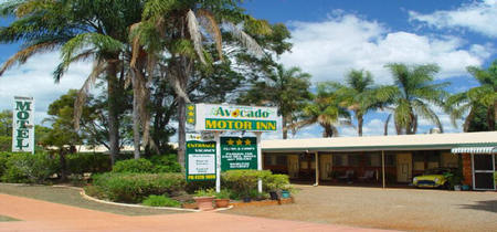 Avocado Motor Inn - Accommodation Port Hedland