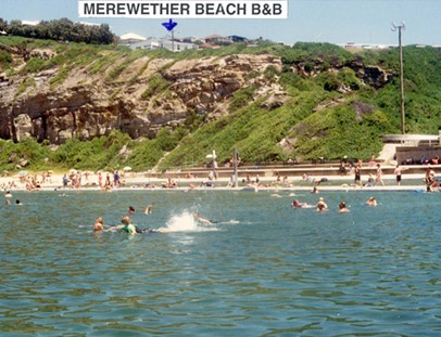 Merewether Beach B And B - Accommodation Port Hedland