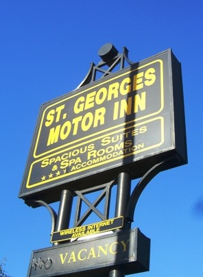 St Georges Motor Inn - Accommodation Port Hedland
