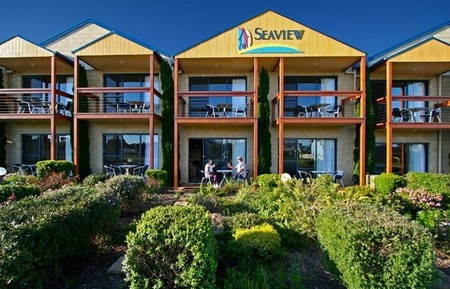 Seaview Motel  Apartments - Accommodation Port Hedland
