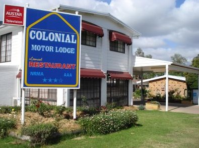 Colonial Motor Lodge - Accommodation Port Hedland