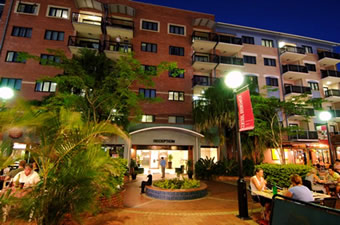 Central Brunswick Apartment Hotel - Accommodation Port Hedland