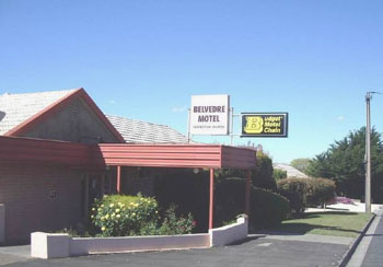 Belvedere Motel - Accommodation Port Hedland