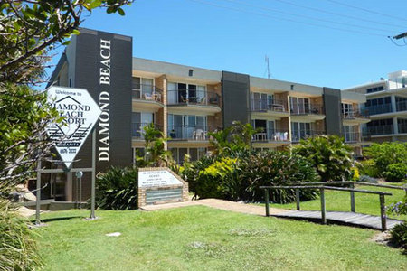 Diamond Beach Resort - Accommodation Port Hedland