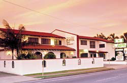 Comfort Inn Marco Polo Motel - Accommodation Port Hedland