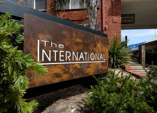 Comfort Inn The International - Accommodation Port Hedland