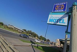 Great Ocean Road Beachfront Motel - Accommodation Port Hedland