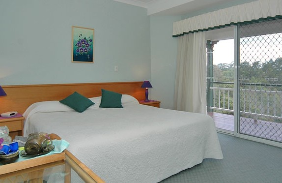 Eumundi Rise Bed And Breakfast - Accommodation Port Hedland