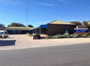 Port Victoria Hotel Motel - Accommodation Port Hedland