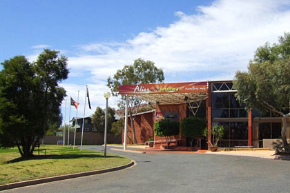 Alice In The Territory - Accommodation Port Hedland