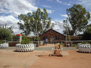 Curtin Springs Station - Accommodation Port Hedland