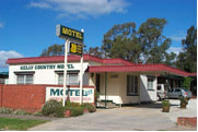 GLENROWAN KELLY COUNTRY MOTEL - Accommodation Port Hedland