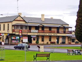 Naracoorte Hotel/Motel - Accommodation Port Hedland