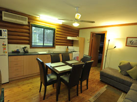 Western KI Caravan Park Cabins - Accommodation Port Hedland