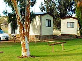 Loxton Riverfront Caravan Park - Accommodation Port Hedland