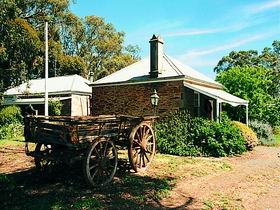 Reilly's Wines Heritage Cottages - Accommodation Port Hedland