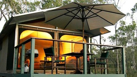 Jabiru Safari Lodge at Mareeba Wetlands - Accommodation Port Hedland