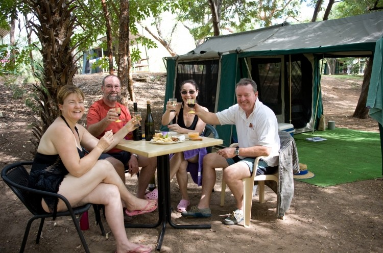 Adels Grove Camping Park - Accommodation Port Hedland