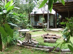 Ride On Mary Bush Cabin Adventure Stay - Accommodation Port Hedland