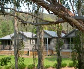 The Homestead Cabins Brogo - Accommodation Port Hedland