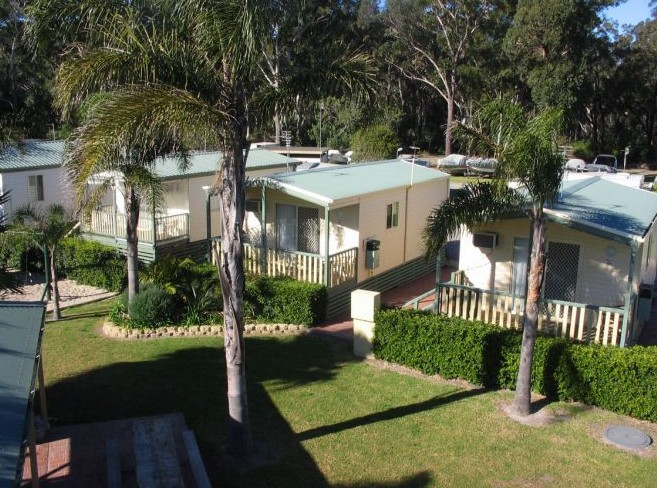 Jervis Bay Caravan Park - Accommodation Port Hedland