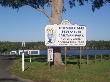 Fishing Haven Caravan Park - Accommodation Port Hedland