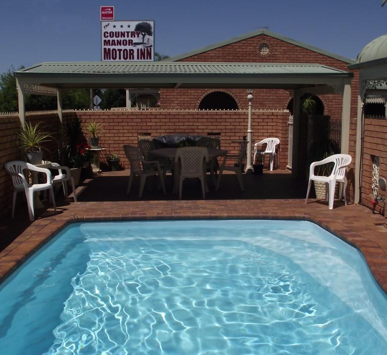 Country Manor Motor Inn - Accommodation Port Hedland