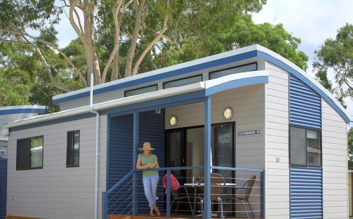 Shoal Bay Holiday Park - Port Stephens - Accommodation Port Hedland