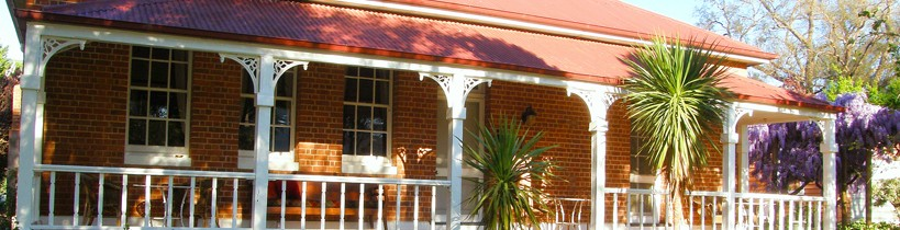 Araluen Old Courthouse Bed and Breakfast - Accommodation Port Hedland