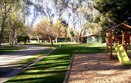 Corowa Caravan Park - Accommodation Port Hedland