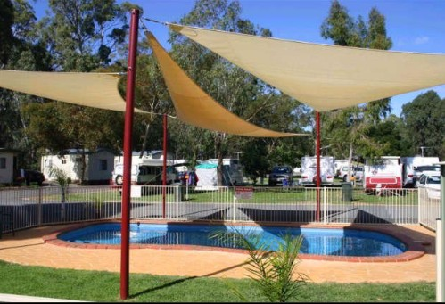 Deniliquin Riverside Caravan Park - Accommodation Port Hedland