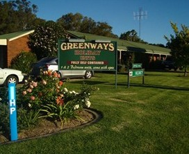 Greenways Holiday Units - Accommodation Port Hedland