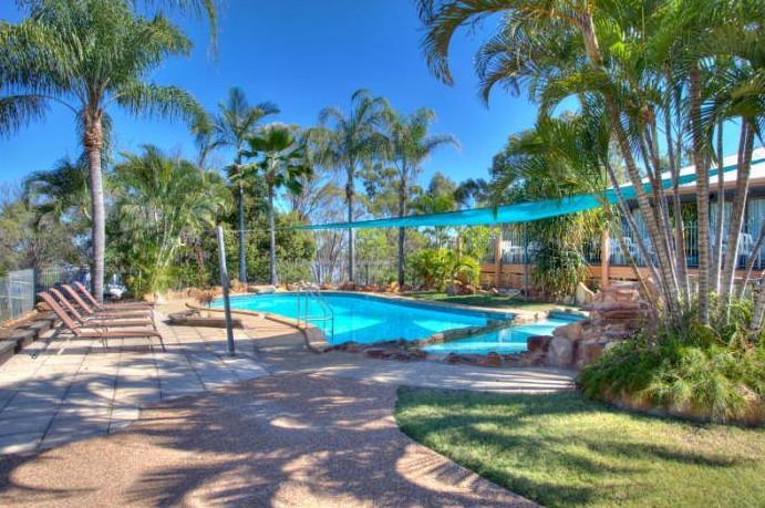 Lake Maraboon Holiday Village - Accommodation Port Hedland