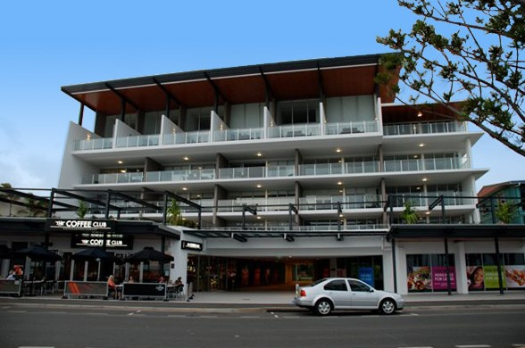 Echelon Apartments Yeppoon - Accommodation Port Hedland