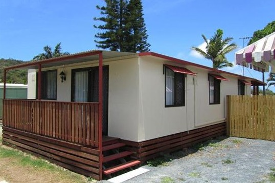 BIG4 Capricorn Palms Holiday Village - Accommodation Port Hedland