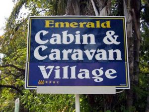 Emerald Cabin and Caravan Village - Accommodation Port Hedland