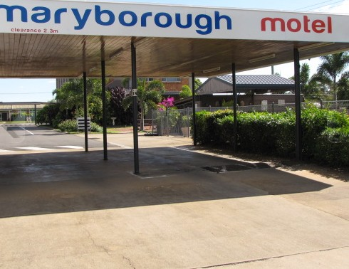 Maryborough Motel and Conference Centre - Accommodation Port Hedland