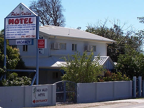 Palm Valley Motel and Self Contained Holiday Units - Accommodation Port Hedland