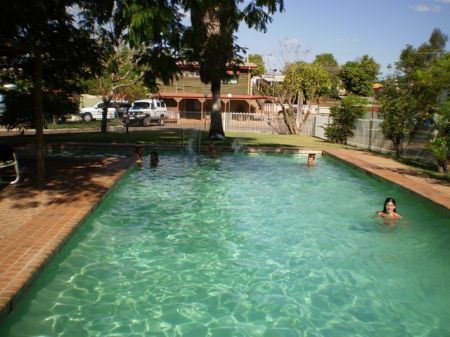 Discovery Parks - Mount Isa - Accommodation Port Hedland