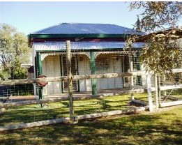 Cunnamulla Cottage Accommodation - Accommodation Port Hedland