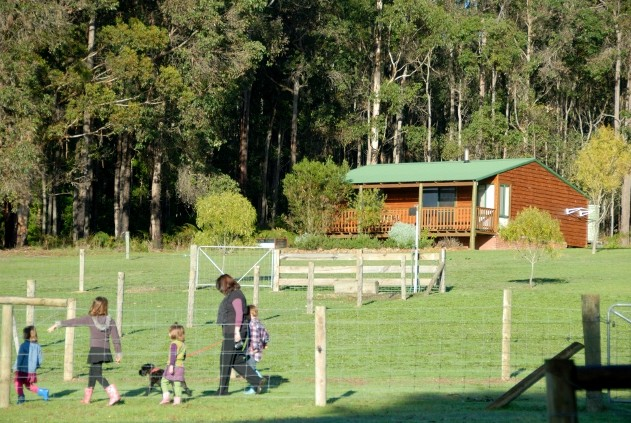 Diamond Forest Farm Stay - Accommodation Port Hedland