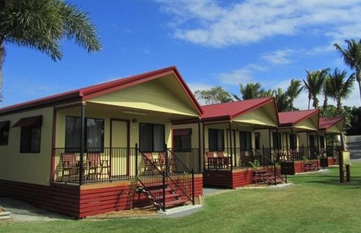 Big 4 Capricorn Palms Holiday Village - Accommodation Port Hedland