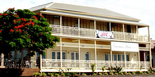 Gracemere Hotel - Accommodation Port Hedland