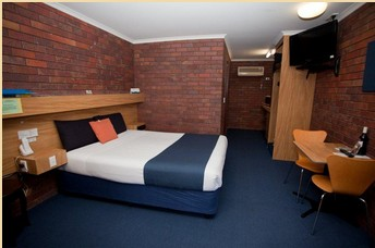 Comfort Inn Blue Shades - Accommodation Port Hedland