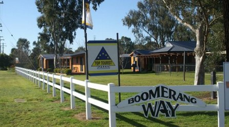 Boomerang Way Tourist Park - Accommodation Port Hedland