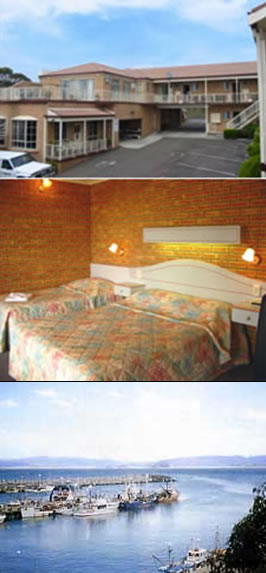 Twofold Bay Motor Inn - Accommodation Port Hedland