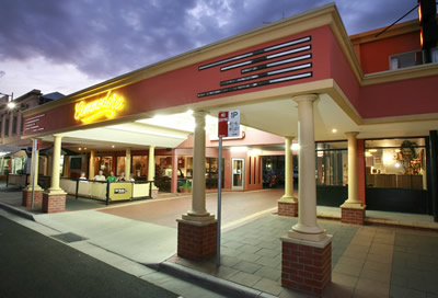 The Commodore Motor Inn - Accommodation Port Hedland