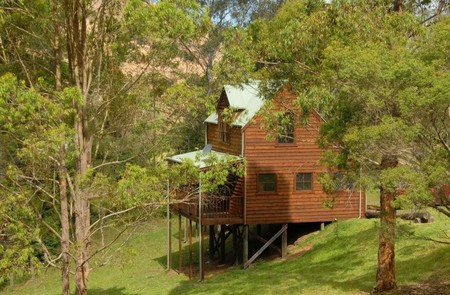 Hookes Creek Forest Retreat - Accommodation Port Hedland